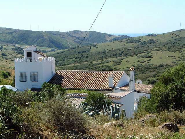 """This beautiful finca of traditional spanish rustic style """"Cortijo"""", is located in a quiet ,Spain"""
