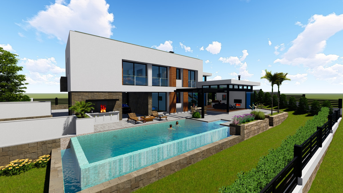 Villa for sale in San Diego, Costa del Sol