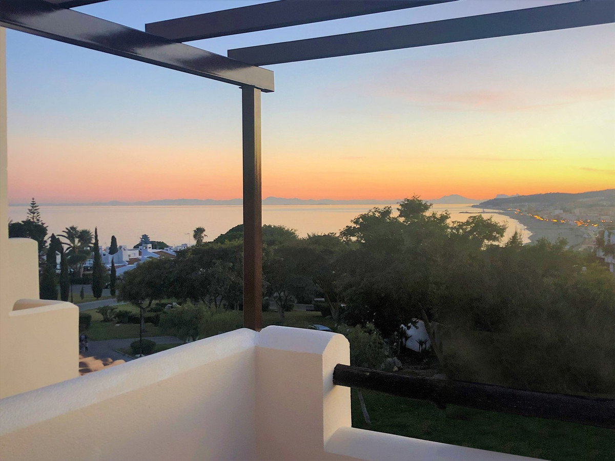 CASARES BEACH, Beautiful PENTHOUSE APARTMENT on 2nd floor with excellent panoramic views to the sea,,Spain