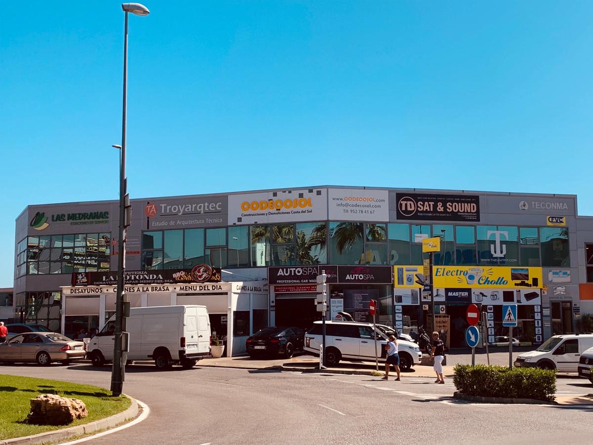 Commercial Premises in San Pedro de Alcántara