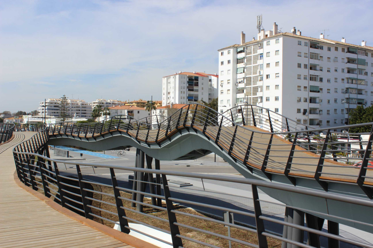 Apartamento 1 Dormitorios en Venta San Pedro de Alcántara
