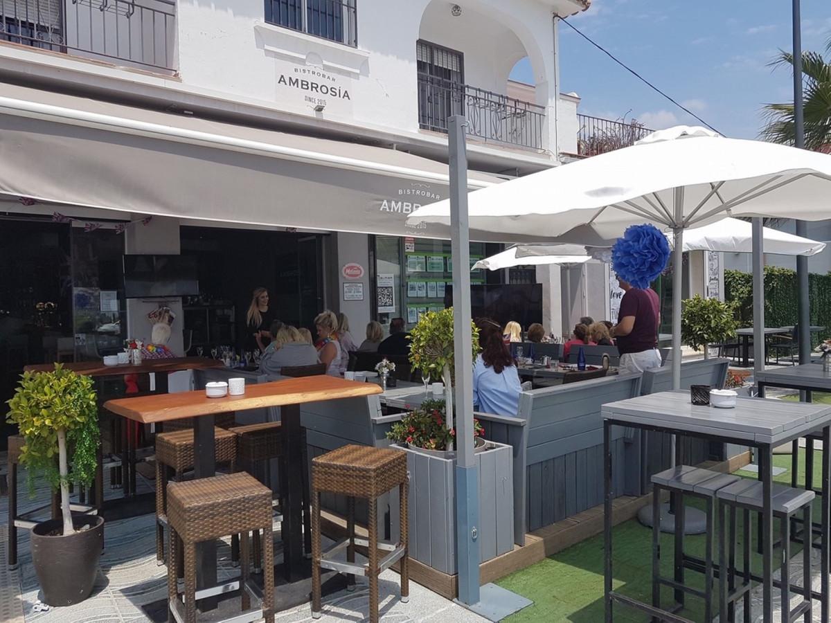 Restaurante  en venta   y en alquiler    en San Pedro de Alcántara