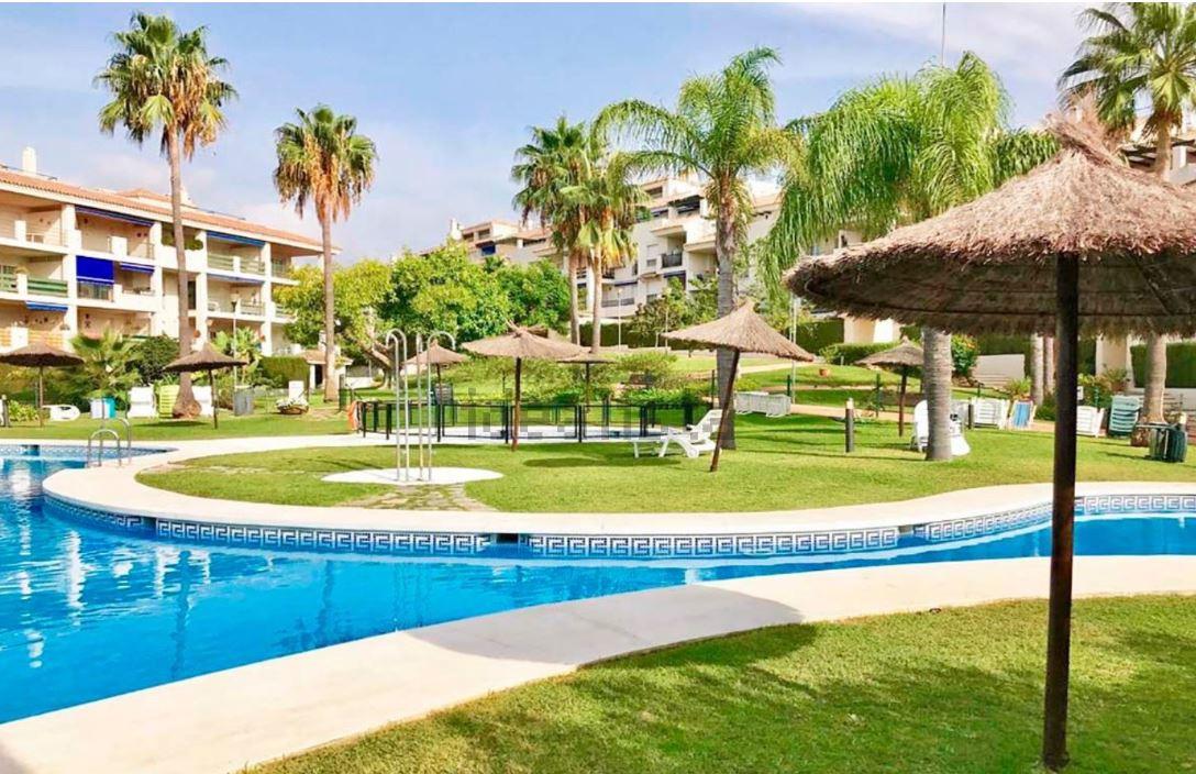 Middle Floor Apartment, Puerto Banus, Costa del Sol. 2 Bedrooms, 2 Bathrooms, Built 85 m², Terrace 1,Spain