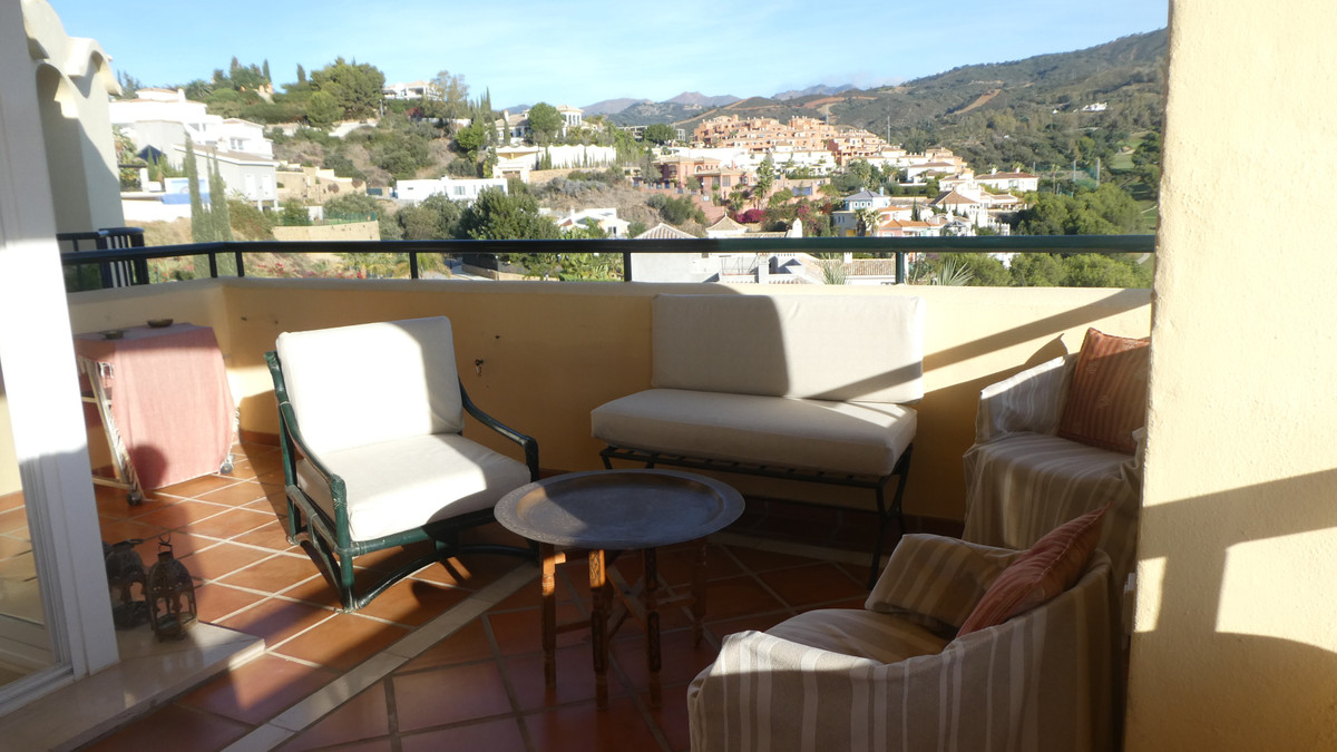 Top floor apartment in Complex Las terraza del golf Santa Maria, Elviria. There are two apartments o,Spain