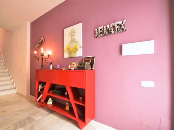 Townhouse, Benalmadena, Costa del Sol. 3 Bedrooms, 2 Bathrooms, Built 286 m², Terrace 18 m².  Settin,Spain