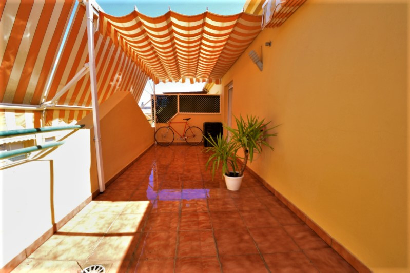 Penthouse, Las Lagunas, Costa del Sol. 2 Bedrooms, 1 Bathroom, Built 97 m², Terrace 25 m².  Setting ,Spain