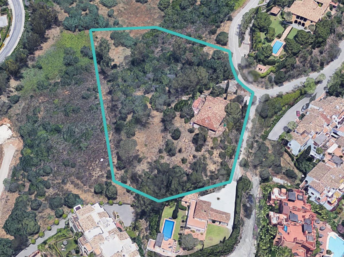 Plot Residential Benahavís Málaga Costa del Sol R3744526