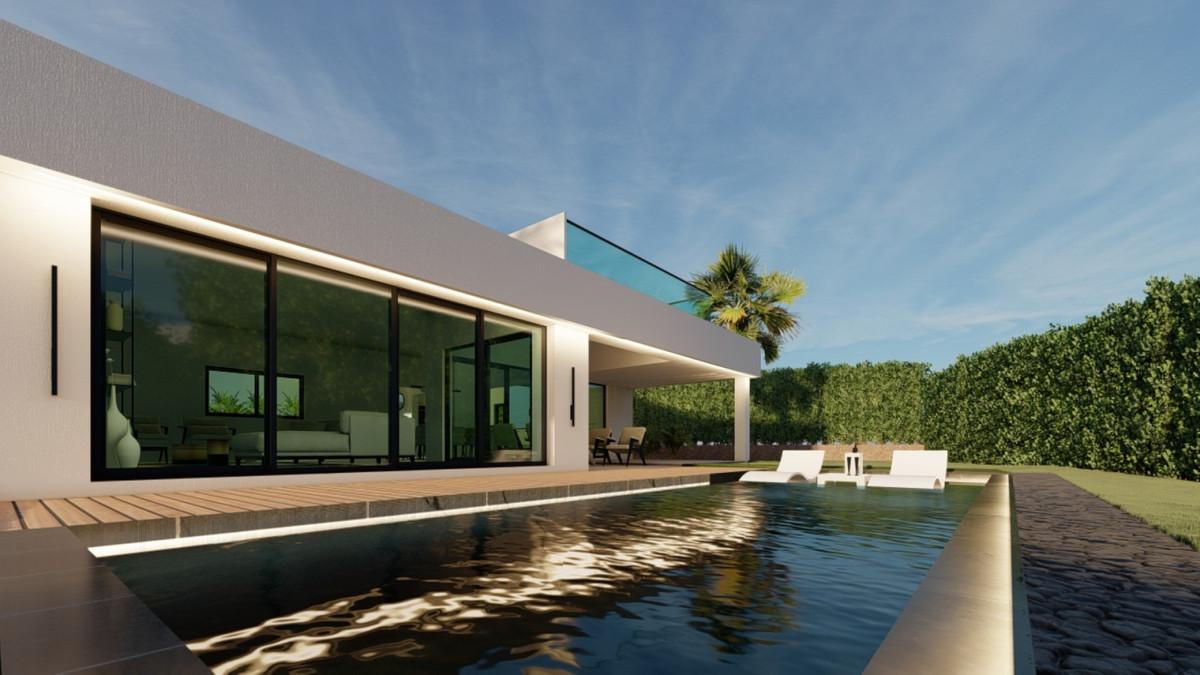 Detached Villa for sale in Benahavís R3848602