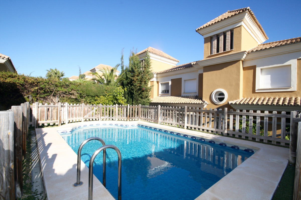 Great opportunity, fantastic townhouse in the best area of Marbella, Santa Clara Golf with nice sea ,Spain