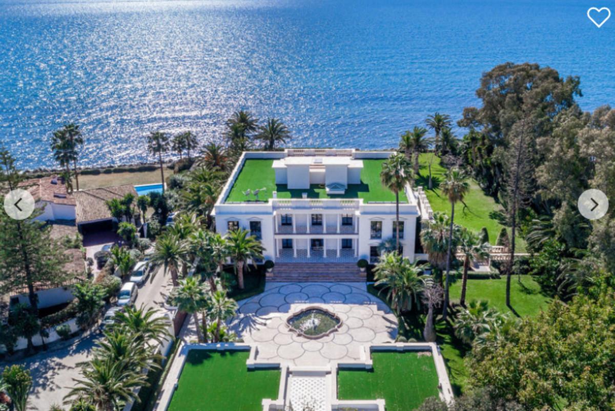 Villa zu verkaufen in Guadalmina Baja R3932854