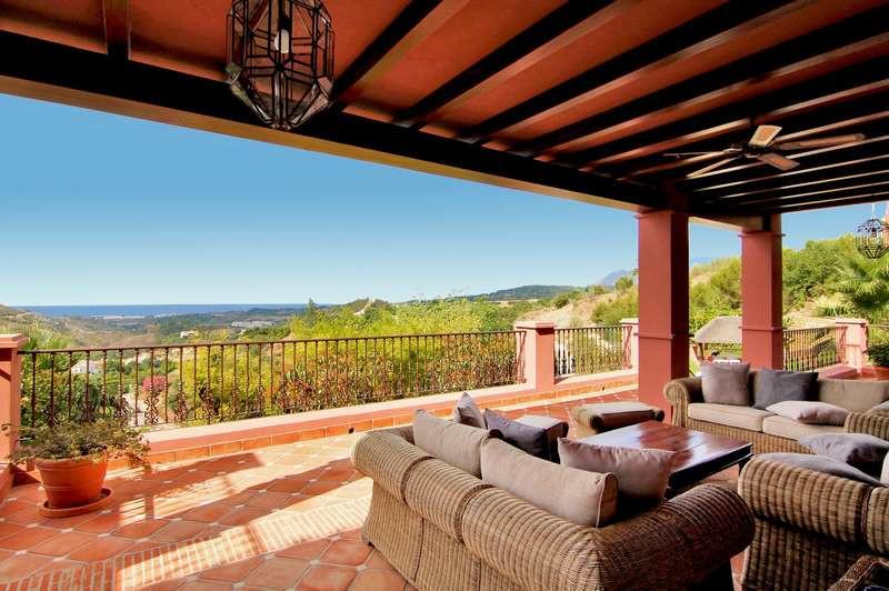 Villa - Chalet en venta en Benahavís R3338239