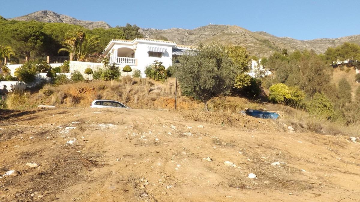 A building plot in the prestigious Valtocado close to Mijas Pueblo Valtocado is one of the only urba,Spain