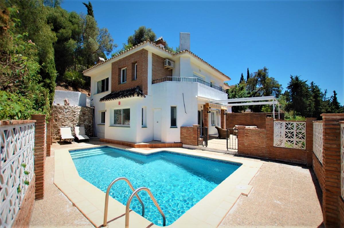 Detached Villa in Campo Mijas R3290518