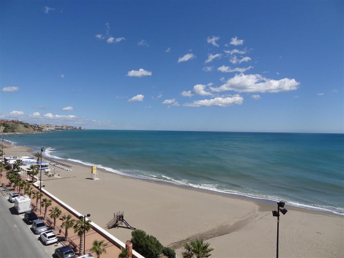Amazing beachfront apartment with spectacular panoramic views to the Mediterrenean sea. The apartmen,Spain