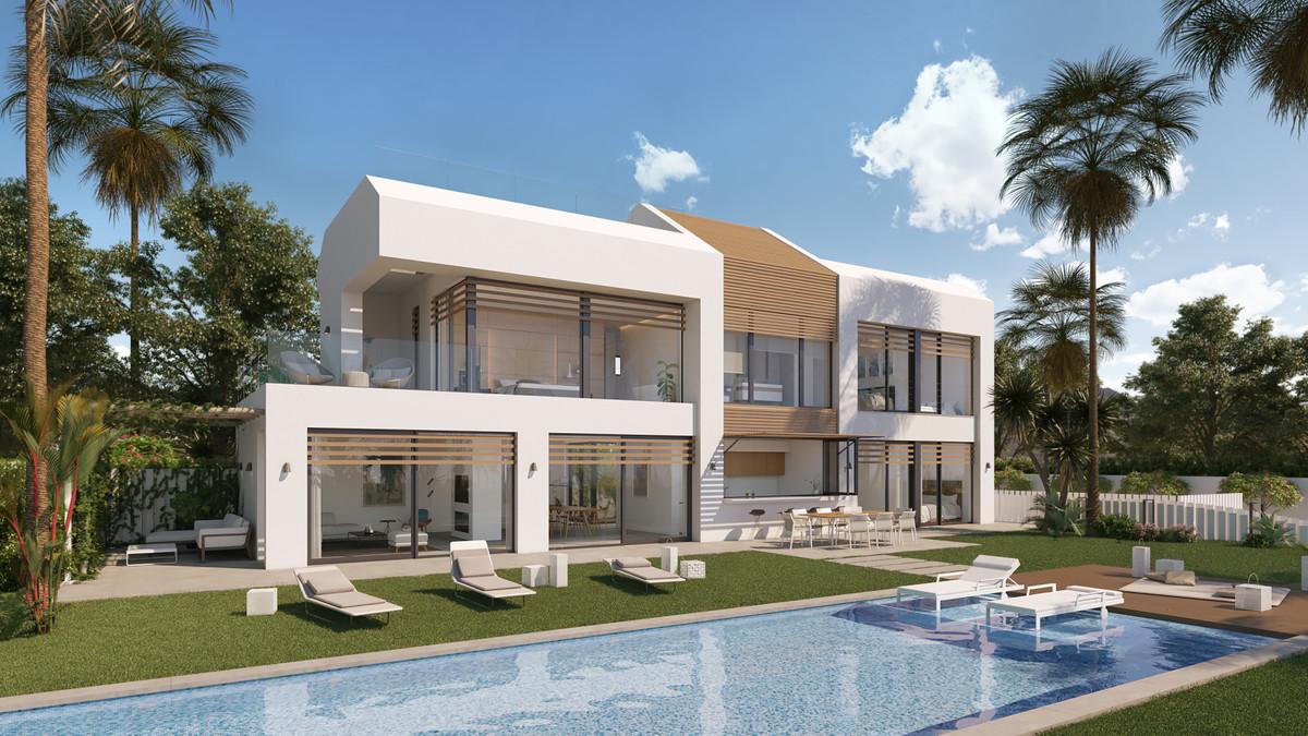 Villa 5 Dormitorios en Venta Benamara