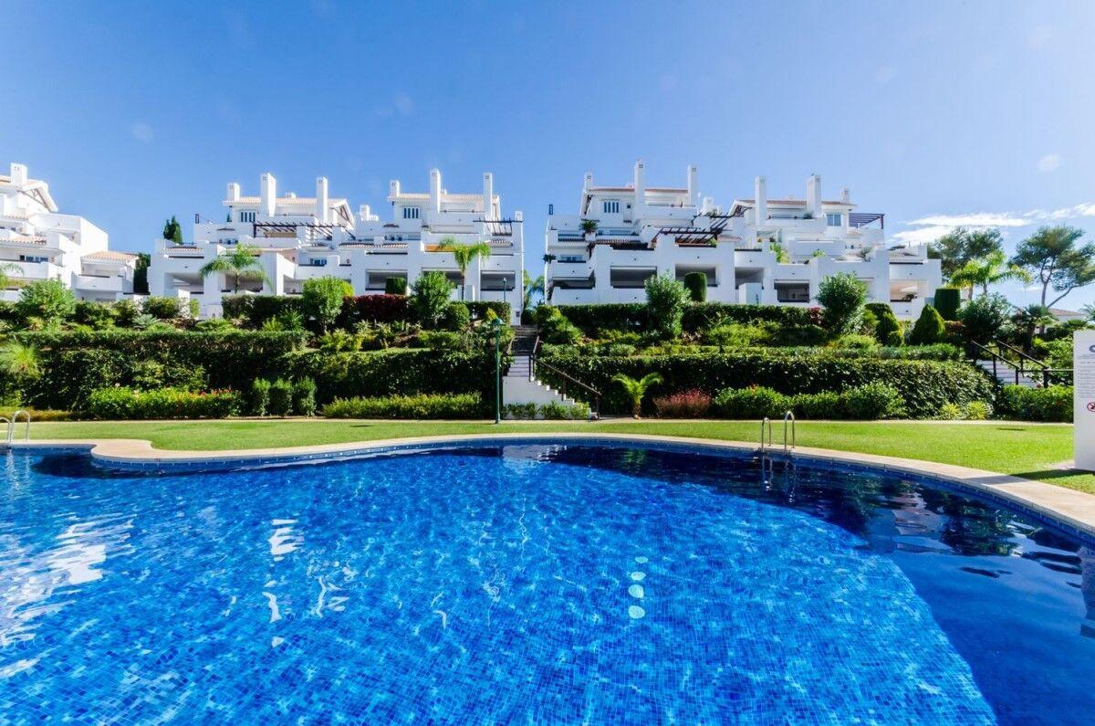 Appartement Rez de Chaussée à Los Monteros R3161887