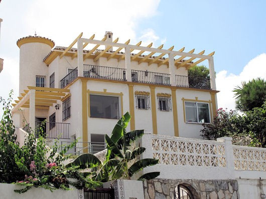 Spectacular Villa in Benalmadena