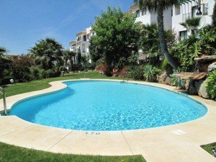 Alhaurin Golf winter rental apartment