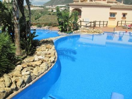 Luxury property for winter rental in Mediterra