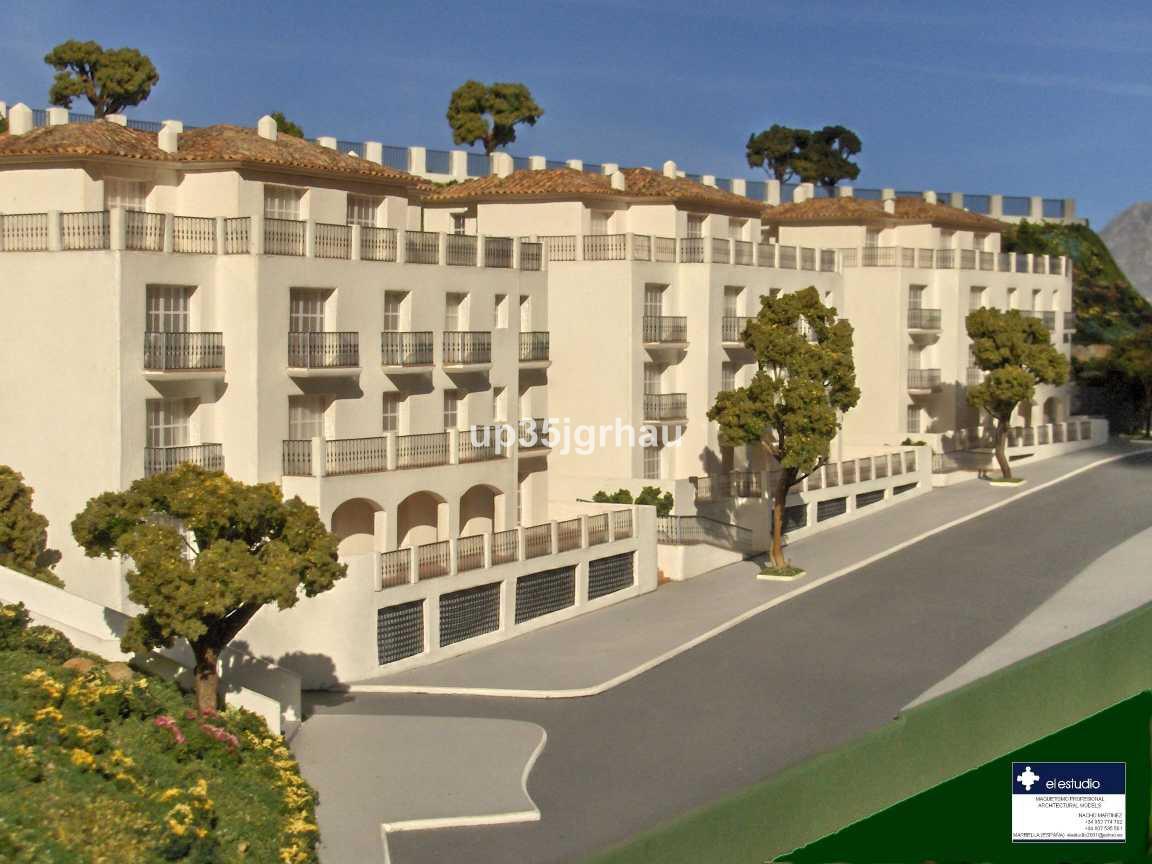 Apartment - Penthouse, Gaucin, Costa del Sol. 1 Bedroom, 1 Bathroom, Built 60 m², Terrace 100 m².  S,Spain