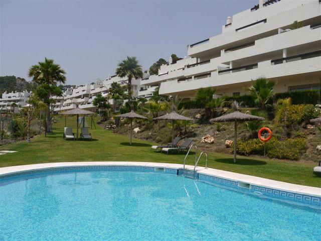 Apartment for Long Term Rent in Benahavis