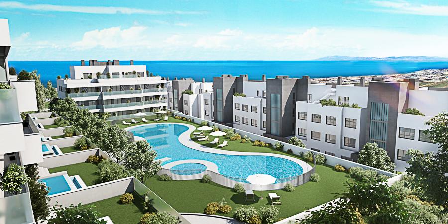 Apartmentin , La Cala De Mijas, Malaga, Spain