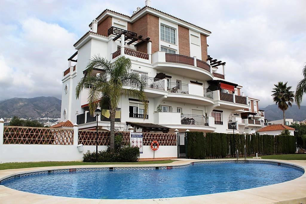 Penthouse, Mijas Costa, Costa del Sol. 3 Bedrooms, 3 Bathrooms, Built 105 m², Terrace 40 m&,Spain