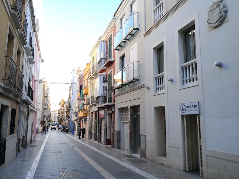 Top Floor Apartment, Malaga Centro, Costa del Sol. 1 Bedroom, 1 Bathroom, Built 87 m², Terrace 1 m².,Spain