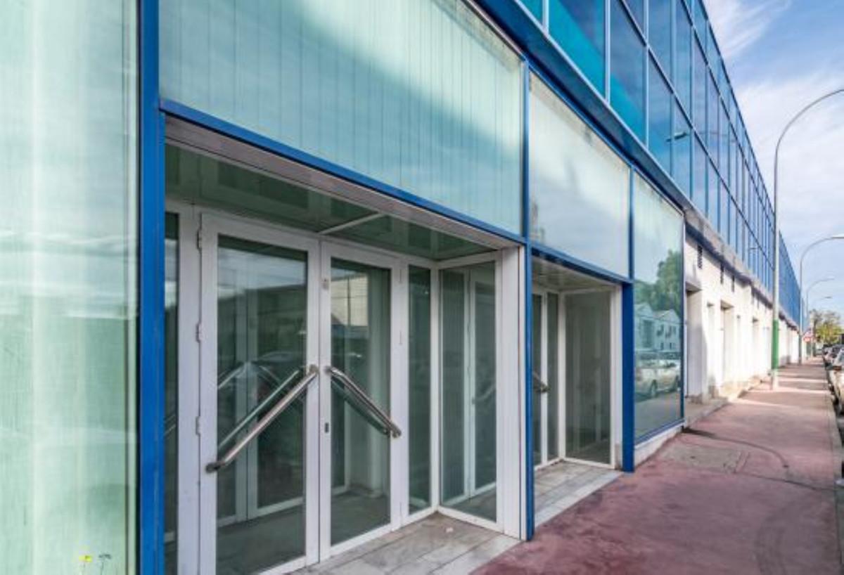 Kommersielle Lokaler Til salgs i Málaga R3706589