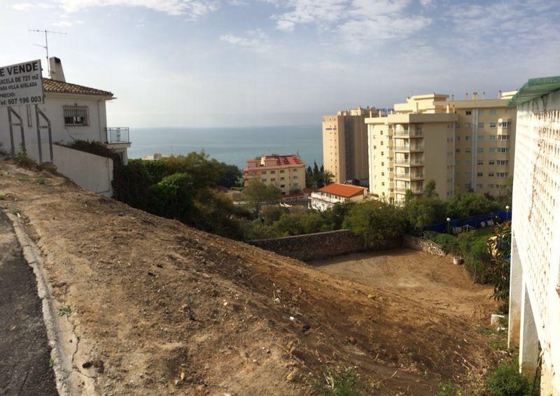Residential Plot, Torreblanca, Costa del Sol. Garden/Plot 721 m².  Setting : Close To Golf, Close To,Spain