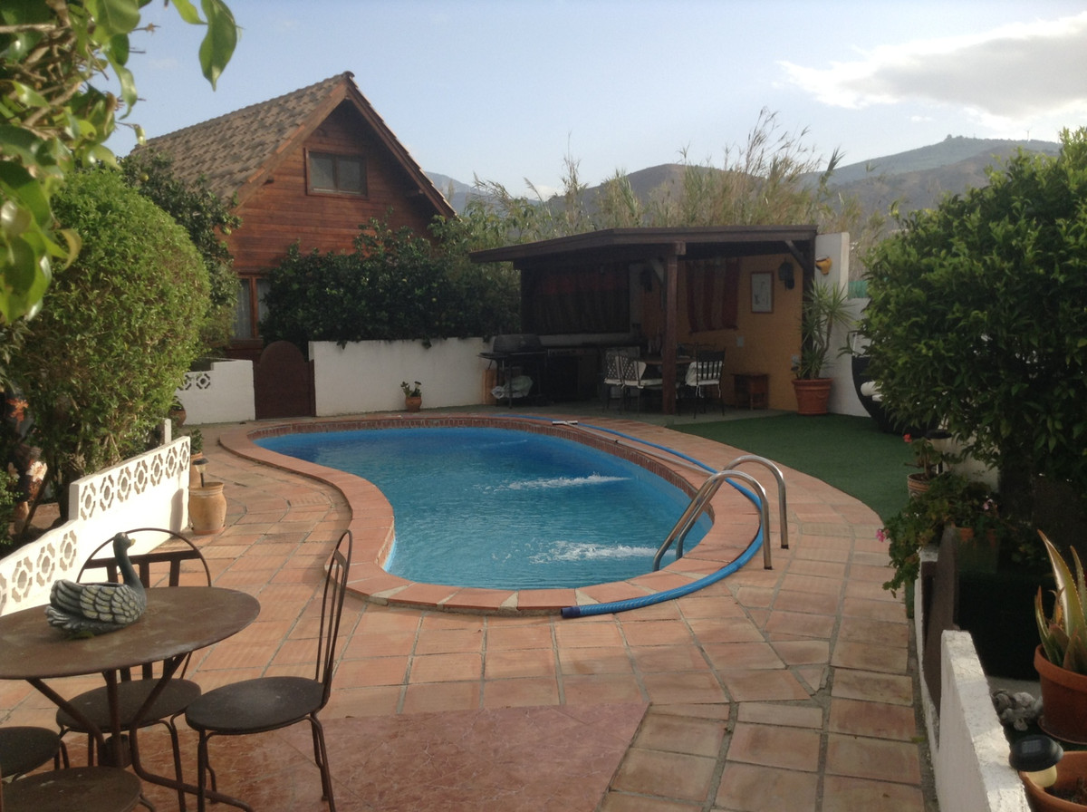 Traditional Spanish cortijo set in a little over 1000 sq. meters of land laid to numerous fruit tree,Spain