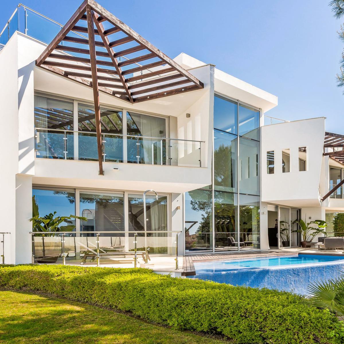 Fristående villa i Nagüeles R3525019