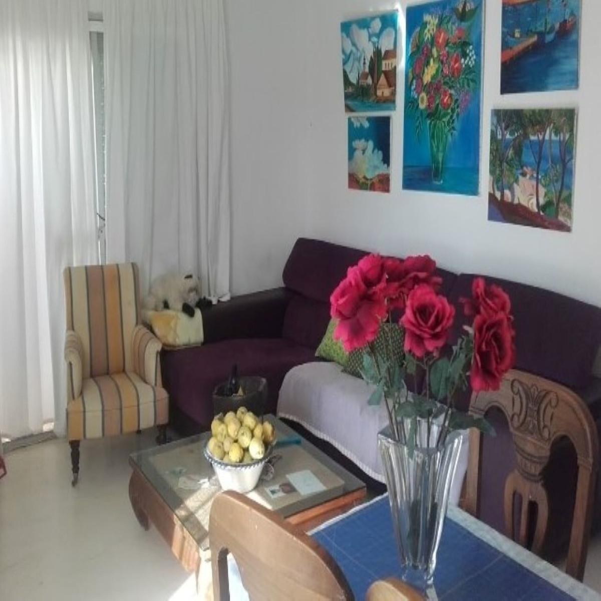 2 Bedroom Middle Floor Apartment For Sale Calypso