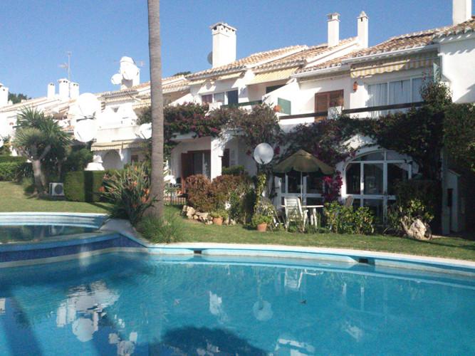 Apartamento, Planta Baja  en venta   y en alquiler    en Calahonda