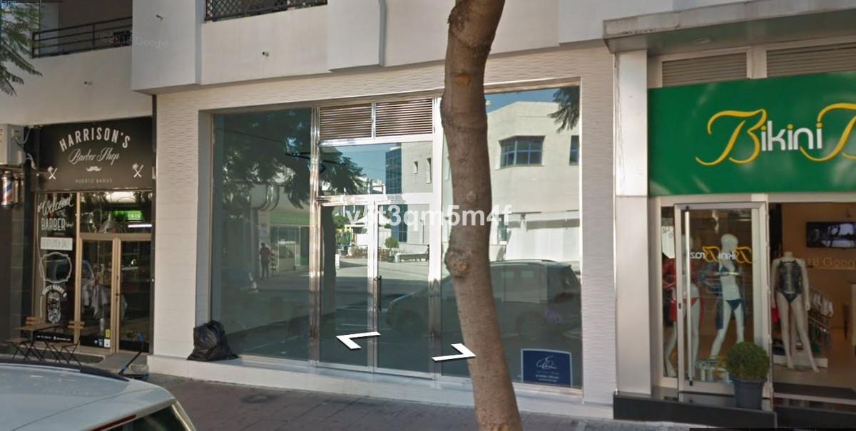 Business, Puerto Banus, Costa del Sol. 1 Bedroom, 1 Bathroom, Built 84 m².  Setting : Commercial Are,Spain