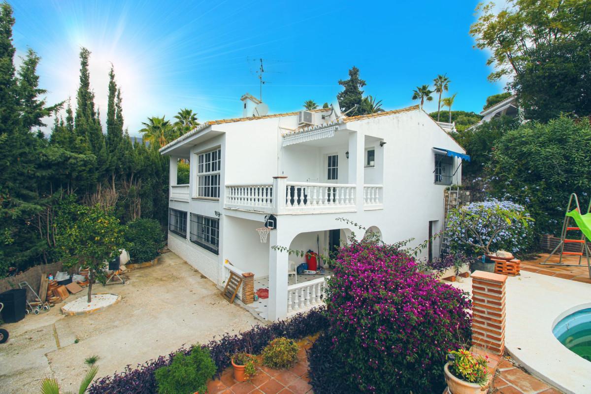 Villa Detached Campo Mijas Málaga Costa del Sol R3750157