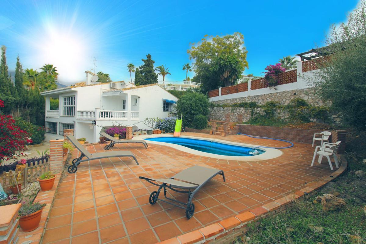 Villa Detached Campo Mijas Málaga Costa del Sol R3750157 2
