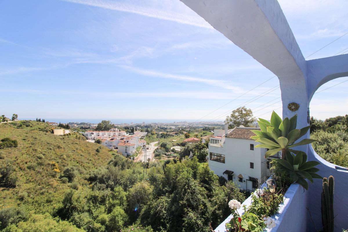 Middle Floor Apartment, Mijas, Costa del Sol. 1 Bedroom, 1 Bathroom, Built 62 m², Terrace 14 m².  Se,Spain