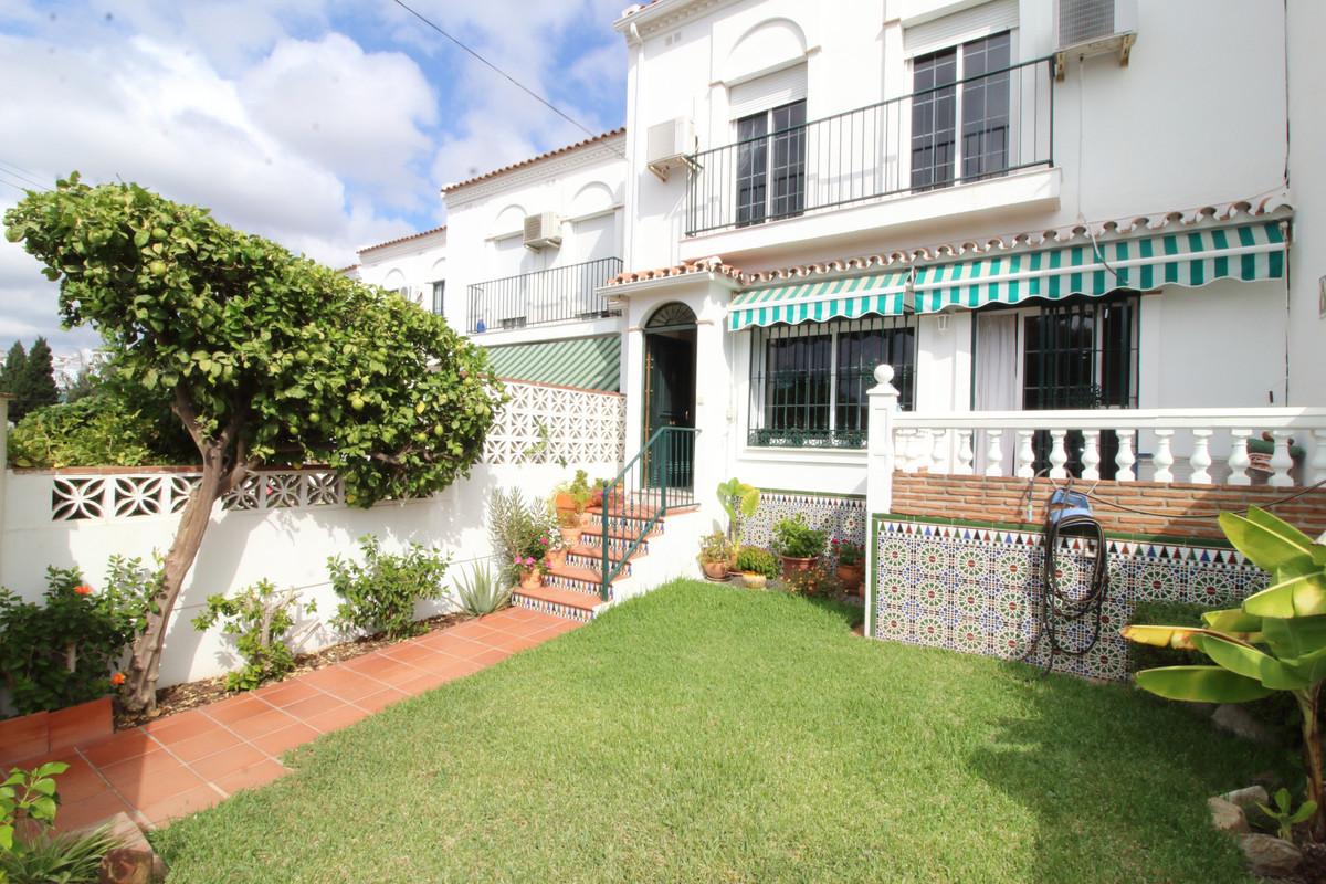 Townhouse, Mijas, Costa del Sol. 3 Bedrooms, 2 Bathrooms, Built 150 m2;, Terrace 40 m2.  Setting : C,Spain