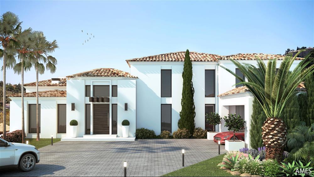 House - El Madroñal