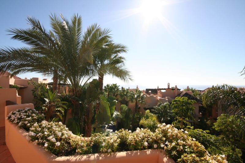 Appartement Penthouse à Sierra Blanca, Costa del Sol