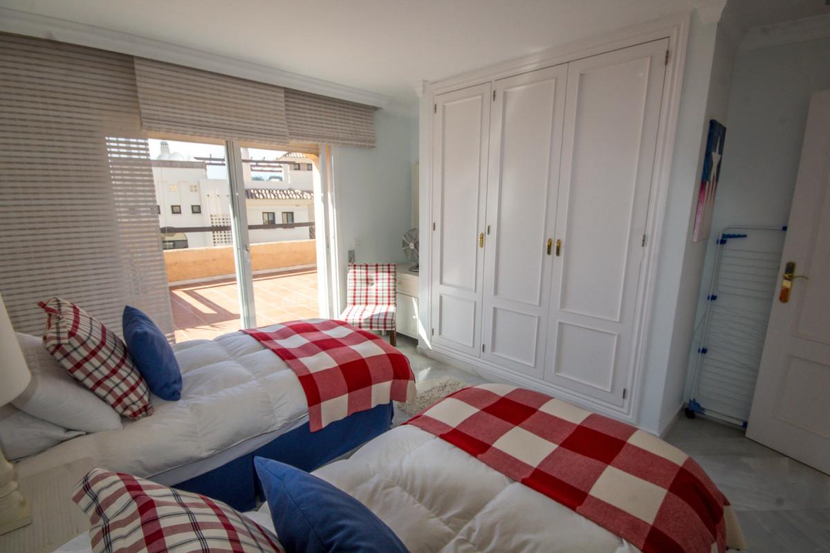 3 Bedroom Townhouse for sale Puerto Banús