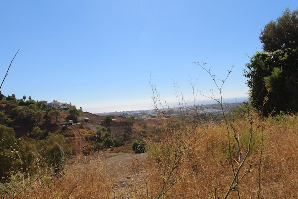 Land For sale In Monte halcones - Space Marbella