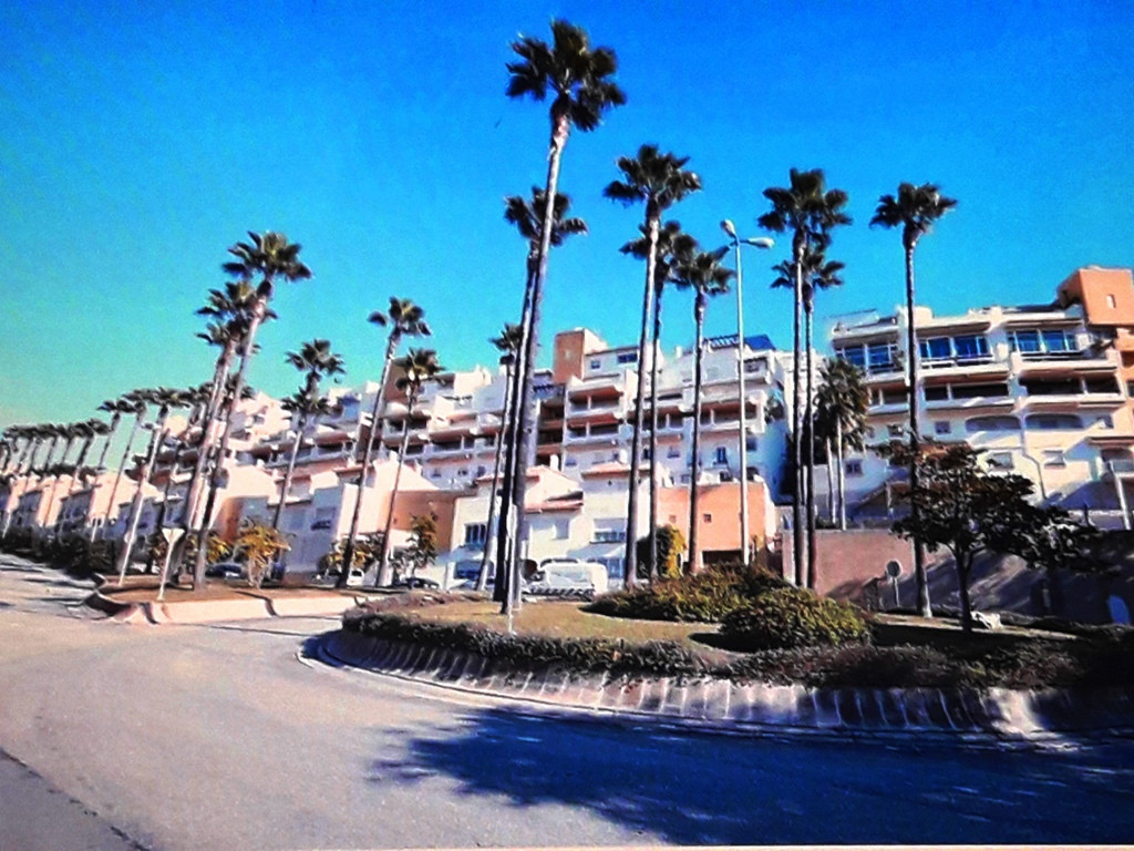 Benalmadena Costa, Torrequebrada, 90 m2, 2 bedrooms, plus a 3rd  as a bedroom, 2 bathrooms, closets,,Spain