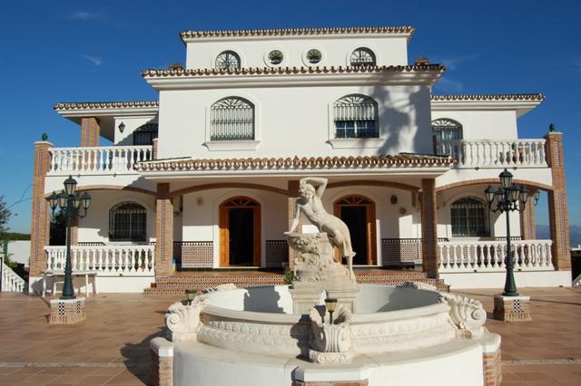 Villa A Alhaurin de la Torre