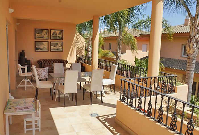 Lägenhet in Marbella