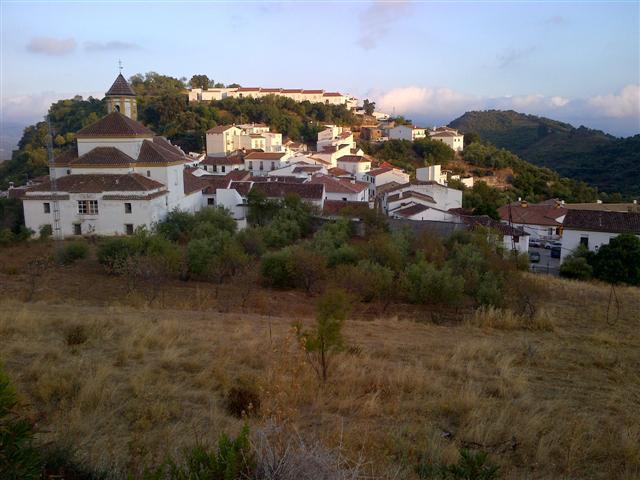 Villa in Algatocin