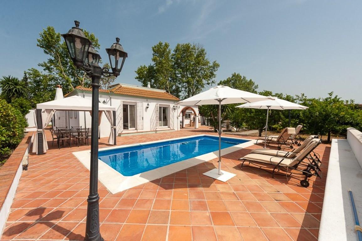 Villa in Jimena De La Frontera