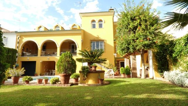 Villa i Malaga