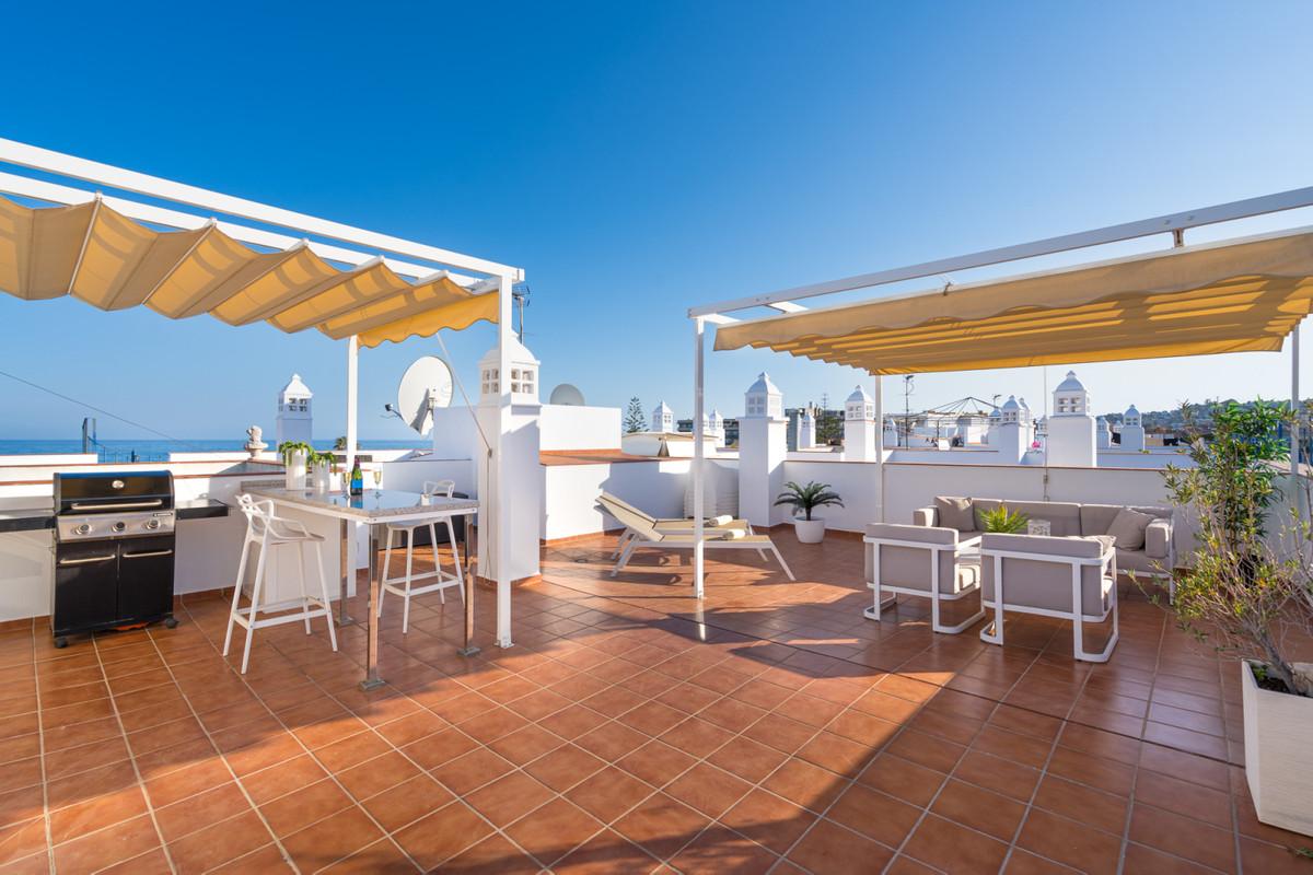 Fantastic Penthouse next to the beach in popular La Cala de Mijas!  This 2008 Penthouse has 2 bedroo,Spain
